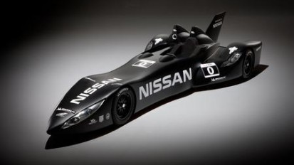 Nissan: The Deltawing