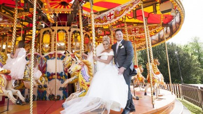 How the Rich Get Hitched