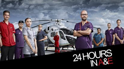 24Hours in A&E